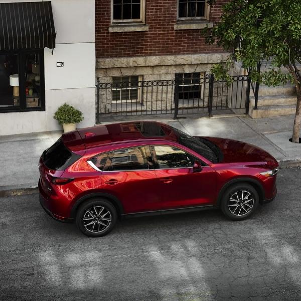 Mazda CX-5 Bertranmisi Manual Hadir di Amerika Serikat
