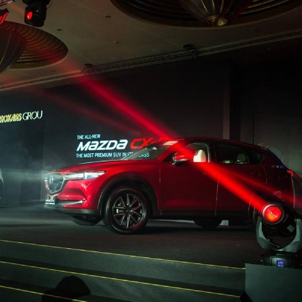 Di Singapura Mazda CX-5 Terbaru Dihargai Rp1.4 Miliar