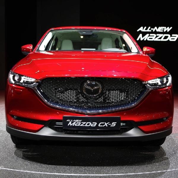 Mazda CX-5 Tujuh Penumpang DIkenalkan Tahun ini