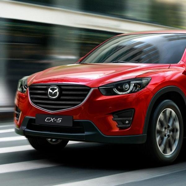 Mazda CX5 Torehkan Prestasi Sebagai Asean Car Of The Year 2016