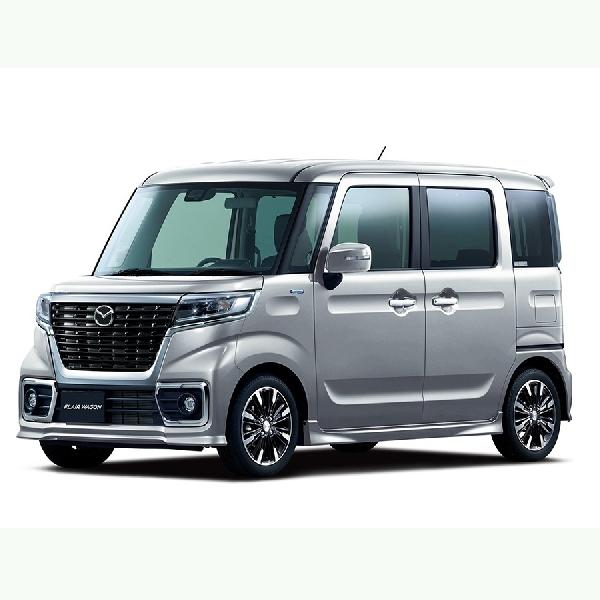 Mazda Kenalkan Flair Wagon & Flair Wagon Custom Style di Jepang