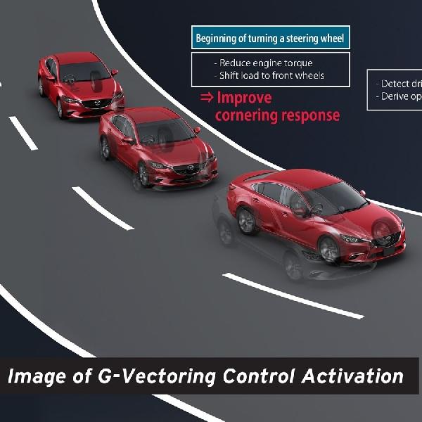 Mazda sematkan G-Vectoring Control system pada Mazda3