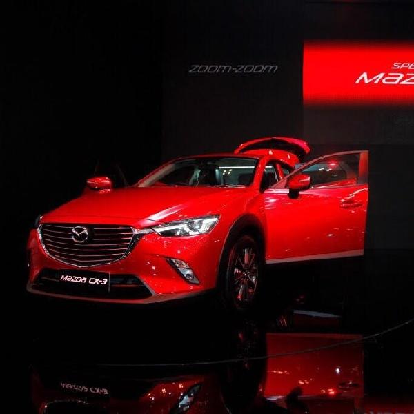 Mazda Motor Indonesia hadirkan Mazda CX-3 di GIIAS 2016