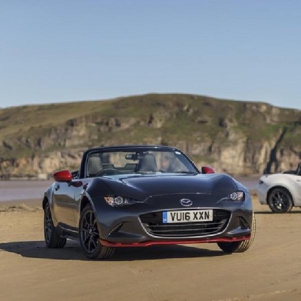 Mazda MX-5 Icon Mulai Goda Konsumen di Inggris