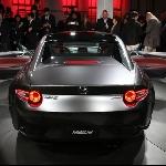 Mazda MX-5 RF Atap terbuka Mejeng di New York Auto Show 2016