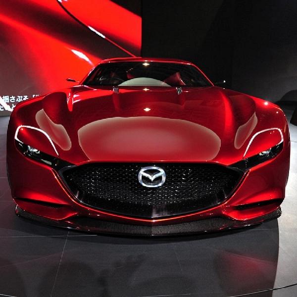 Mazda Patenkan Desain Mesin Rotary dalam Sistem Hybrid, RX-9?