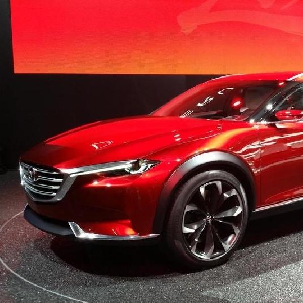 Mazda Pertegas Konsep Koeru Bakal Masuk Jalur Produksi