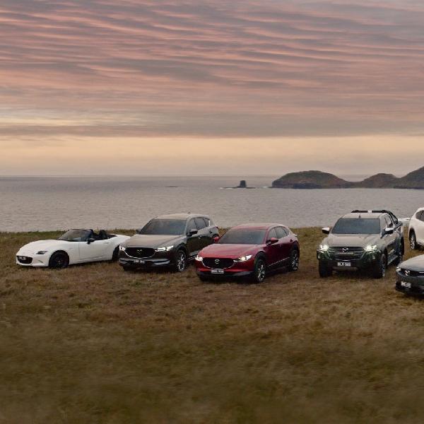 Mazda Konfirmasikan Akan Debut Lima SUV Baru Untuk 2022 Dan 2023