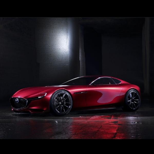 Mazda RX Tetap Gunakan Mesin Rotary