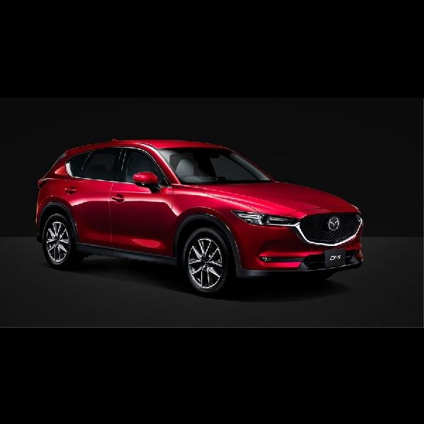 Mazda Sedang Kembangkan CX-5 7 Penumpang