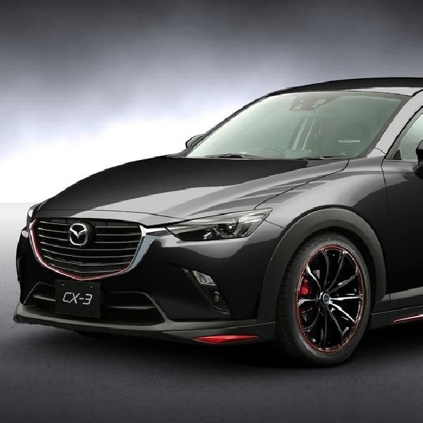 Mazda Siap Kenalkan 3 Konsep Baru Januari 2016