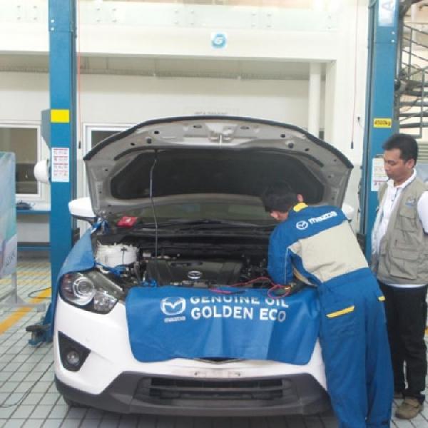 Mazda Sodorkan Program Lebaran dan Layanan Mudik