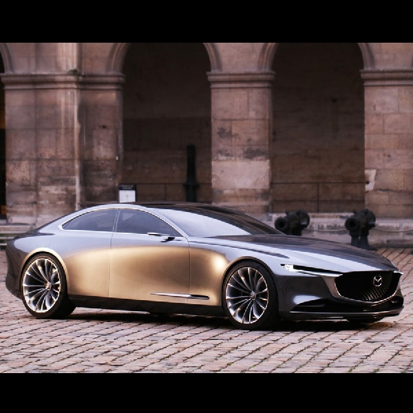 Mazda Vision Coupe, Menangkan Concept Car of the Year 2018