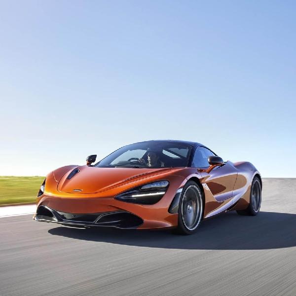 New McLaren 720S - Tampil Menawan di Geneva