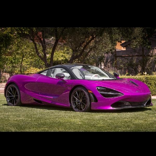 McLaren 720S Lebih Premium akan Tampil di Pebble Beach Lawn