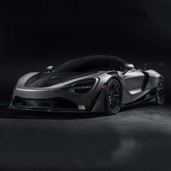 McLaren 720S 900 Hp Karya SWAE, Lebih Sangar Dari 765LT