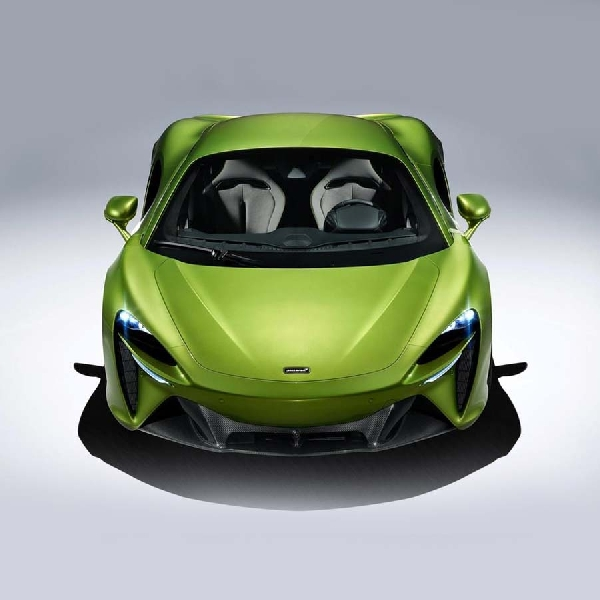 Perkenalkan McLaren Artura, Supercar Hybrid Era Baru