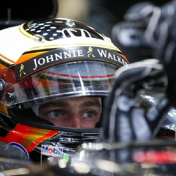 F1: McLaren-Honda Tercepat di Sesi Tes Abu Dhabi