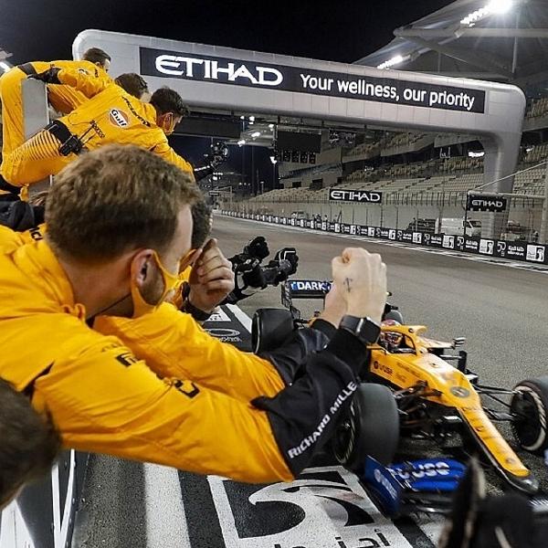 F1: McLaren Racing Laporkan Kerugian Periode 2019