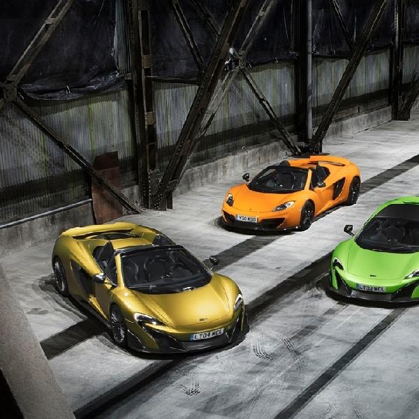 McLaren Resmi Produksi 720S