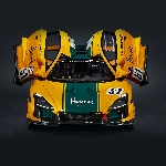 Lima Model McLaren Senna GTR LM Rayakan Dominasi Le Mans 1995