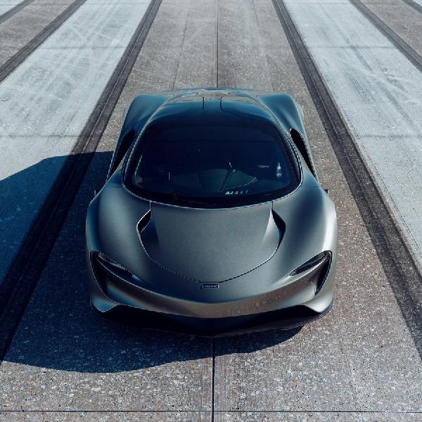 McLaren Speedtail, Mobil Jalan Mesin Hybrid 1000 Tenaga Kuda