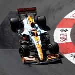 F1: McLaren Sumringah Cetak Podium di Grand Prix Monaco F1 2021