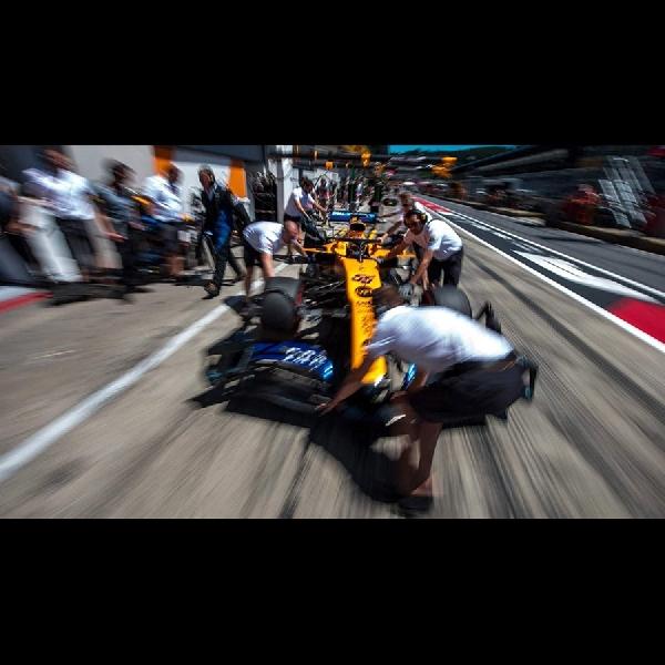 F1: McLaren Tetapkan Peluncuran Mobil Baru Formula 1 Untuk 2020