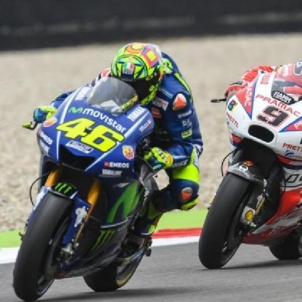 MotoGP: Antara Kecewa dan Puas Setelah Rossi Rebut Posisi 5