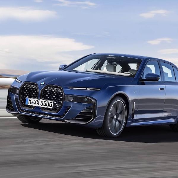 Memahami Bahasa Desain Dari Rendering BMW Seri 5 Generasi Berikutnya