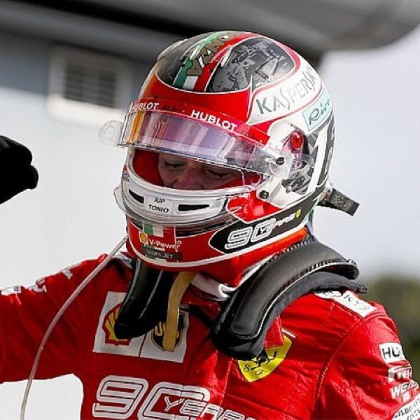 Menang di GP Italia dan Taklukkan Lewis Hamilton, Begini Kata Charles Leclerc