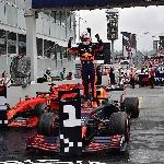 Menang di GP Jerman, Max Verstappen: Komunikasi Adalah Kuncinya