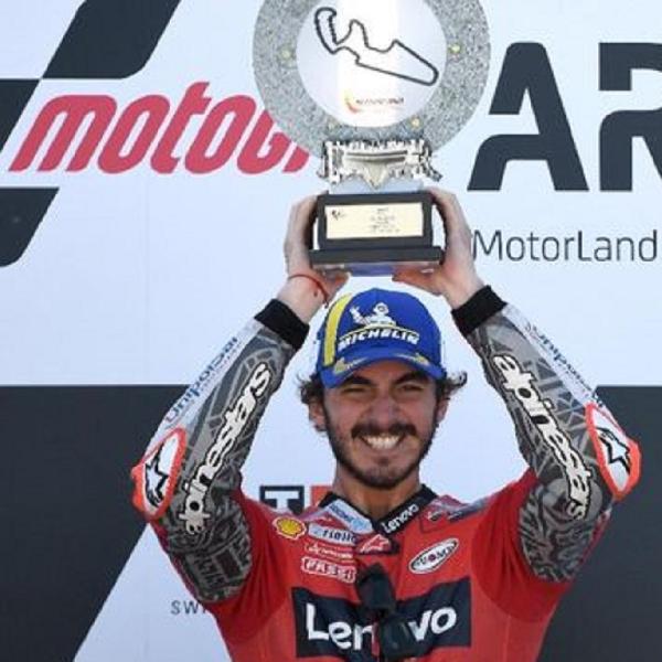 MotoGP: Menang di MotoGP Aragon, Francesco Bagnaia Merasa Bahwa Mimpinya Telah Tercapai