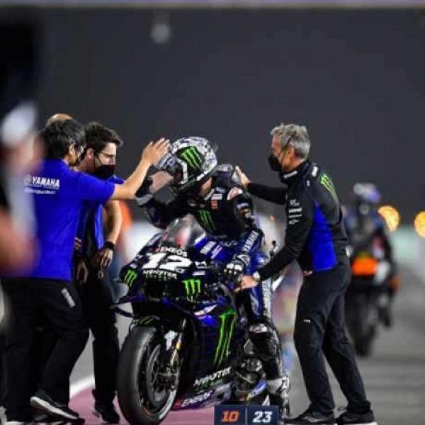 MotoGP: Menang di MotoGP Qatar, Begini Strategi Maverick Vinales