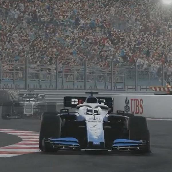 F1: Mendominasi GP Virtual F1 Moncaro, George Russell Cetak Kemenangan Beruntun
