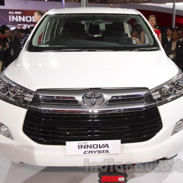 Menerka, Toyota Innova Crysta Akan Buka Selubung Bulan Depan