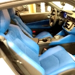 Mengintip Produksi Nissan Z 2022, Interiornya Berwana Biru