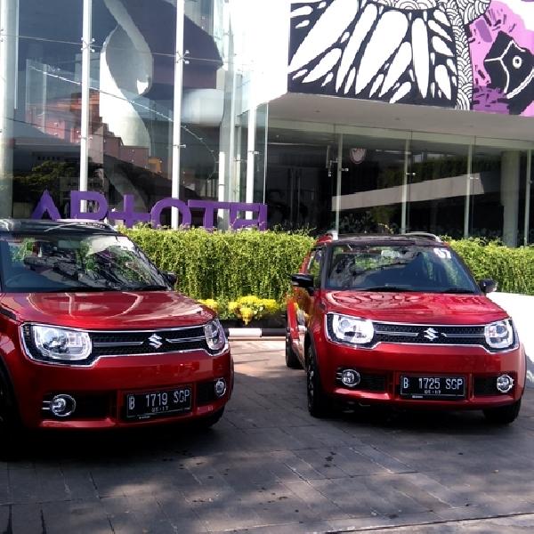 Menguji Ketangguhan Suzuki Ignis di Jalanan Ibukota