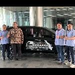 Suzuki Arungi Tol Sumatra 451 KM Bersama All New Ertiga GX, Sports dan Baleno Hatchback