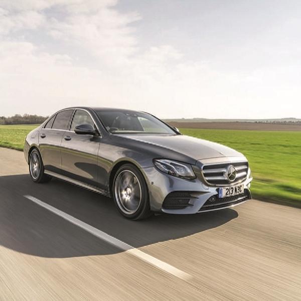 Mercedes EQE Akan Menantang Tesla Model S
