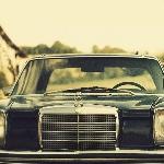 Mercedes 280 CE Berusia 36 Tahun Ini Muncul di Autobahn