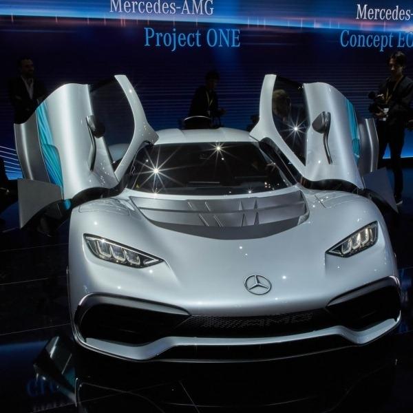 4 Varian Terbaru Mercedes Benz Nangkring di Tokyo Motor Show