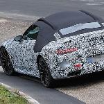 Mercedes-AMG SL 63 2022 Untuk Pertama Kalinya Tampilkan Atap Kain Lembutnya