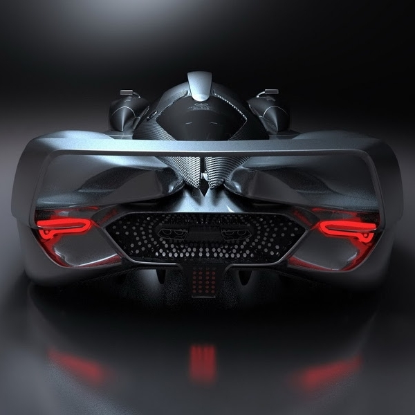 Mercedes-AMG dikabarkan mempersiapkan Hypercar 1.300 hp