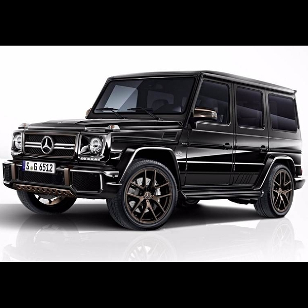 Mercedes AMG G65 Final Edition Hanya 65 Unit di Dunia