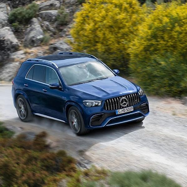 Mercedes-AMG GLE 63 S dan GLS 63 Segera Diluncurkan