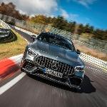 Mercedes-AMG GT 63 S 2021 Pecahkan Rekor Porsche di Nurburgring