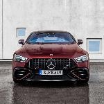 Mercedes-AMG GT 4-Door 2022 Terungkap dengan Kabin Lebih Fresh
