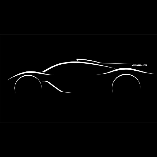 Mercedes-AMG Project One Akan Mulai Debut di Frankfurt