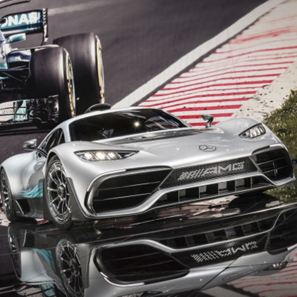 AMG Project One Berambisi Robek Best Lap Nurburgring 6:11.13